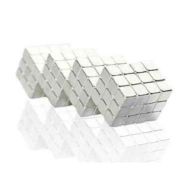 Mágneses játékok Építőkockák Super Strong ritkaföldfémmágnes 216 Darabok 12*1 mm Játékok Mágnes Négyzet Ajándék