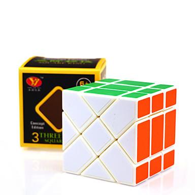 Rubik kocka Alien Fisher Cube 3*3*3 Sima Speed Cube Rubik-kocka Puzzle Cube szakmai szint Sebesség ABS Négyzet Újév Gyermeknap Ajándék