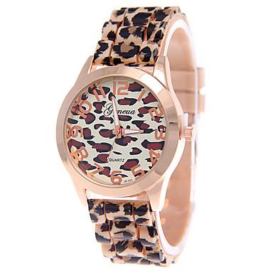 여성용 패션 시계 석영 캐쥬얼 시계 실리콘 밴드 매트한 블랙 브라운