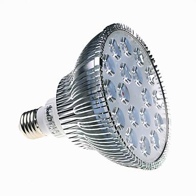Youoklight® e27 14w 1100-1200lm 14red és 4blue light led spot izzó par növény növekszik a világítás (ac110-120v / 220-240v / 100-265v)