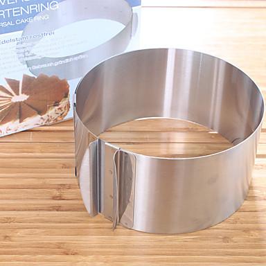 Bakeware verktøy Rustfritt Stål Brød / Kake Kakekniv 1pc