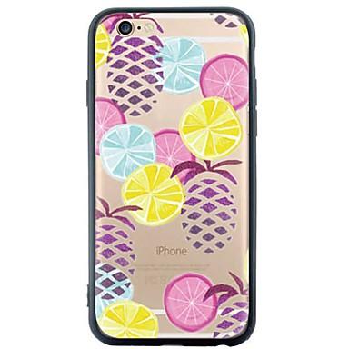 iphone se / 5s / 5 TPU puha gyümölcsök hátlap