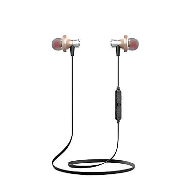 AWEI A860BL FülhallgatókForMédialejátszó/tablet / Mobiltelefon / SzámítógépWithMikrofonnal / DJ / Hangerő szabályozás / Játszás / Sport /