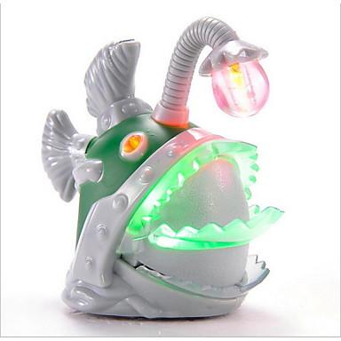 RC 로봇 어린이 전자 적외선 플라스틱 명음