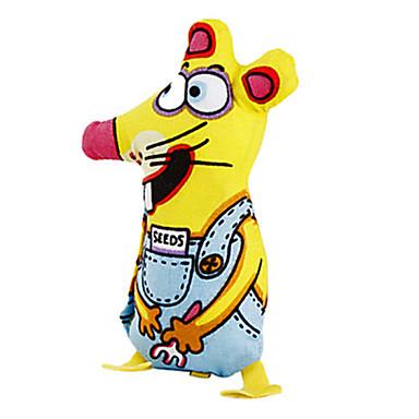 Cat Toy Pet Toys Catnip Mouse Toy Mouse Textile For Pets
