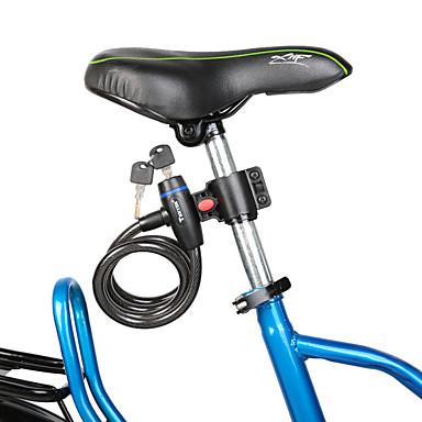 Kerékpár zárak Szórakoztató biciklizés Kerékpározás / Kerékpár Örökhajtós kerékpár BMX Treking bicikli Mountain bike Egyéb Fém - 1