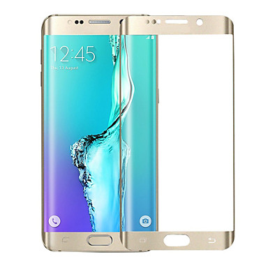 protetor de tela de vidro temperado Asling 0,2 milímetros à prova de explosão 3d cobertura completa do arco para borda Samsung S6 mais