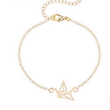 Femme Adorable Chaînes & Bracelets - Mode Animal Argent Doré Bracelet Pour Regalos de Navidad Quotidien Décontracté