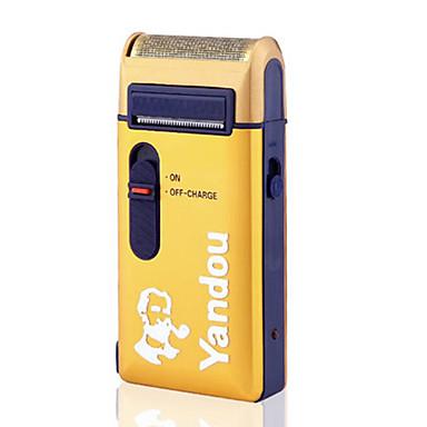 billige Barbering og hårfjerning-Elektrisk barbermaskine Herre Ansigt Elektrisk Vipbart Skær Rustfrit Stål YANDOU
