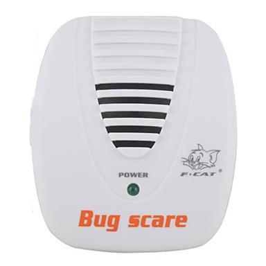controle de pragas rato rato mosquito repelente ultra-sônico máquina susto eletrônico
