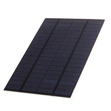 DIY (sw4018)에 대한 4w 18V 애완 동물 적층 다결정 실리콘 태양 전지 패널 태양 전지