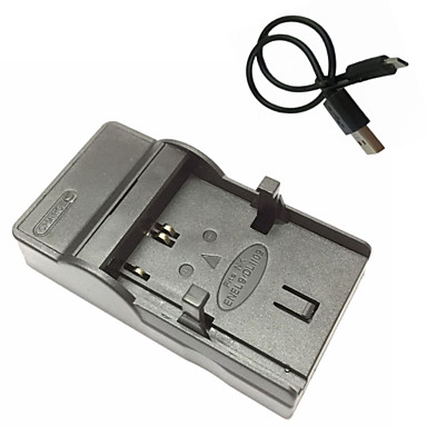 EL9 micro usb mobil kamera akkumulátor töltő Nikon D60 D40 D40x D500 EL9