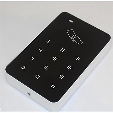 팀 고체 단일 액세스 기계 터치 액세스 카드 리더 ID 카드 판독기 액세스 암호 전자 자물쇠