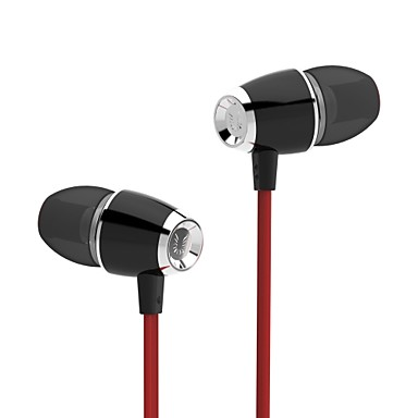 UiiSii UiiSii U5 Fülben Vezetékes Fejhallgatók Dinamikus Mobiltelefon Fülhallgató Mikrofonnal A hangerőszabályzóval Fejhallgató