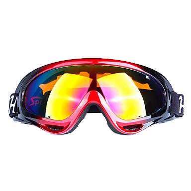 남성과 여성의 전문 단층 안티 안개 렌즈 스키 안경
