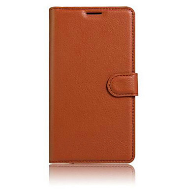 Case For Wiko Wiko Case Card Holder with Stand Flip Full Body Cases Solid Color Hard PU Leather for Wiko Sunset 2 Wiko Lenny 3 Wiko Jerry