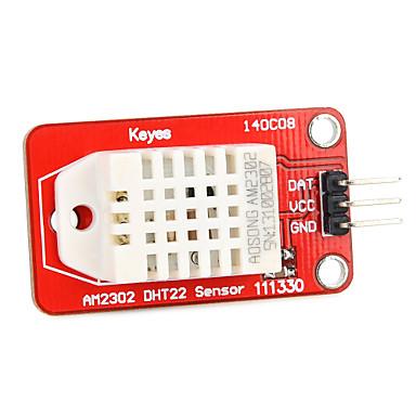 dht22 цифровой для Arduino температуры am2302 и модуль датчика влажности для инструмента красоты