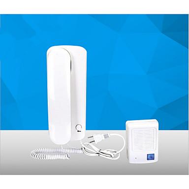háztartási telefonkábelt utasítómikrofon nem vizuális intercom csengő ac-dc elektromos vezérlés zár