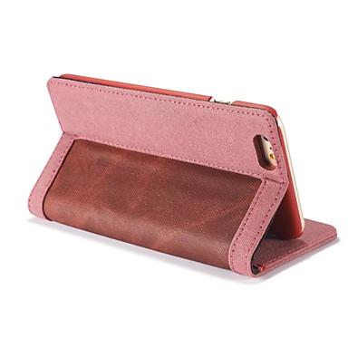 chiusura Plus 6 Tinta iPhone Apple iPhone 8 Custodia A Resistente magnetica Integrale Plus portafoglio Per 6 unica iPhone 05122321 iPhone Con 8 xqZZvY