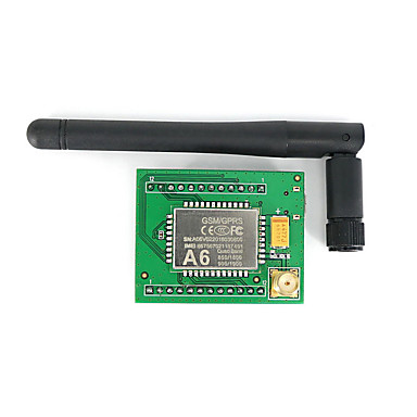 GPRS a6 soros GPRS GSM modul alapvető developemnt fórumon Arduino