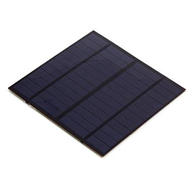 DIY (sw3012)에 대한 3w 12V 애완 동물 적층 다결정 실리콘 태양 전지 패널 태양 전지