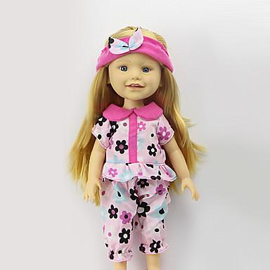 voordelige Grappige Gadgets-sharon sets van 16-inch poppenkleertjes prinsessenjurk hoed mode-kleding-accessoires drie kleuren-vrije baby's
