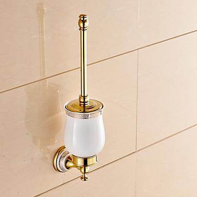 Vécékefe tartó Fürdőszobai kütyü / Ti-PVD Neoklasszikus