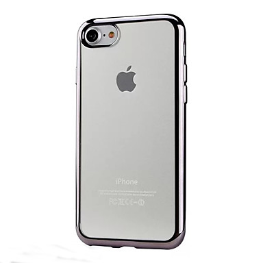 iPhone 8 8 Morbido iPhone iPhone iPhone Transparente Tinta per 7 Apple Per iPhone X Plus Placcato iPhone unita retro 05228705 Per TPU X Custodia 8 BgXqW4YX