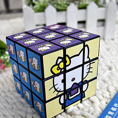 루빅스 큐브 3*3*3 부드러운 속도 큐브 매직 큐브 퍼즐 큐브 전문가 수준 속도 ABS 크리스마스 새해 어린이날 선물
