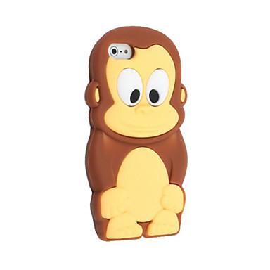 Uyumluluk iPhone 8 iPhone 8 Plus iPhone 5 Kılıf Kılıflar Kapaklar Şoka Dayanıklı Arka Kılıf Pouzdro 3D Karikatür Yumuşak Silikon için