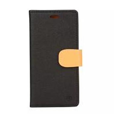 Mert Sony tok / Xperia Z5 Kártyatartó Case Teljes védelem Case Other Puha Műbőr mert Sony Sony Xperia Z5