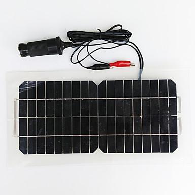 zdm® 5.5W의 12V의 USB 출력 단결정 실리콘 태양 전지 패널 (dc12-18v)