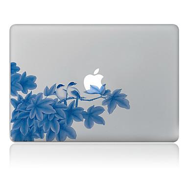 1 szt. Naklejka na obudowę na Odporne na zadrapania Czaszki Wzorki PVC MacBook Pro 15'' with Retina MacBook Pro 15'' MacBook Pro 13''