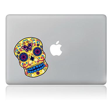 1 db Tok matrica mert Karcolásvédő Állat Minta PVC MacBook Pro 15'' with Retina MacBook Pro 15 '' MacBook Pro 13'' with Retina MacBook