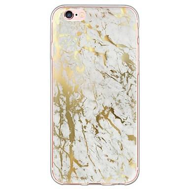 Mert iPhone 6 tok / iPhone 6 Plus tok Ultra-vékeny / Áttetsző Case Hátlap Case Álcázás Puha TPU AppleiPhone 6s Plus/6 Plus / iPhone 6s/6