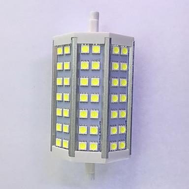 r7s vezetett kukorica fények t 42led smd 5050 680lm-800lm meleg fehér hideg fehér dekoratív ac 85-265v