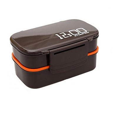 Οργάνωση κουζίνας Κουτιά Κολατσιού Πλαστικό Εύκολο στη χρήση 1pc