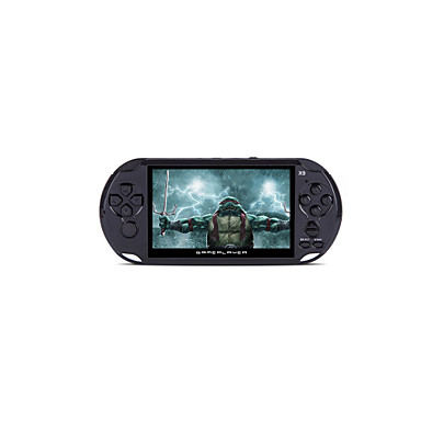 CoolBaby-PSP X9-Vezetékes-Handheld Game Player