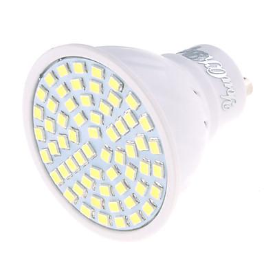 YouOKLight 350lm GU10 LED 스팟 조명 MR16 60 LED 비즈 SMD 2835 장식 따뜻한 화이트 차가운 화이트 220-240V