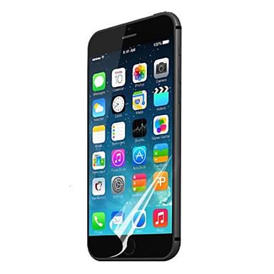 Ekran Koruyucu Apple için iPhone 6s iPhone 6 3 parça Ön Ekran Koruyucu Yüksek Tanımlama (HD)