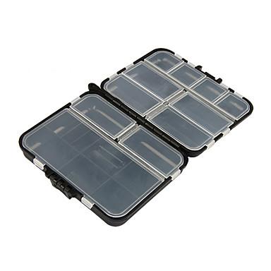 피싱 택클 박스 박스 뜯기 방수 멀티기능 1 트레이 플라스틱 메탈 3 12