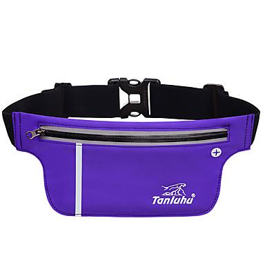 Csomag derékra Cell Phone Bag Belt Pouch mert Kerékpározás / Kerékpár Futás Sportska torba Többfunkciós Telefon/Iphone Bezár Body