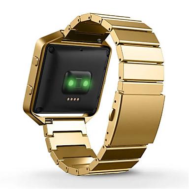 Ремешок для часов для Fitbit Blaze Fitbit Классическая застежка Металл Повязка на запястье