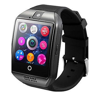 cheap Smart watches-Q18 Smartwatch Android iOS 3G Bluetooth 2G Waterproof  Heart Rate Monitor Hands cdeeead8ad7fa