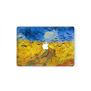 1 db Tok matrica mert Karcolásvédő Olajfestmény Ultravékony Matt PVC MacBook Pro 15'' with Retina MacBook Pro 15 '' MacBook Pro 13'' with