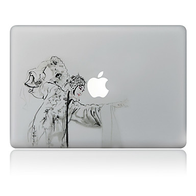 1 db Karcolásvédő Átlátszó szintetikus Matrica Minta MertMacBook Pro 15'' with Retina MacBook Pro 15 '' MacBook Pro 13'' with Retina