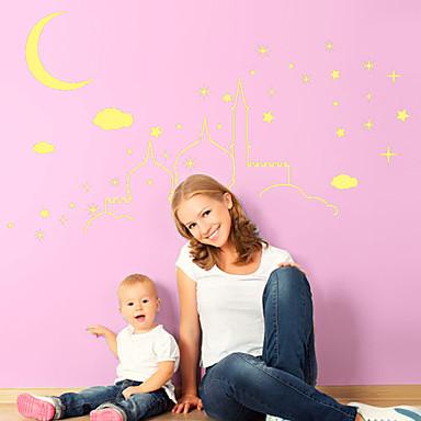 정물화 벽 스티커 플레인 월스티커 데코레이티브 월 스티커,PVC 자료 재부착가능 홈 장식 벽 데칼