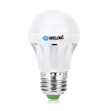 3W 3000-3500/6000-6500 lm E26/E27 LED 글로브 전구 T 6 LED가 SMD 2835 장식 따뜻한 화이트 차가운 화이트 AC 220-240V