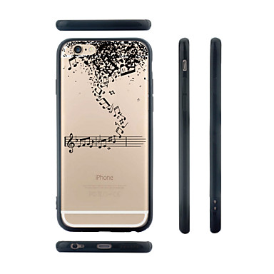 iPhone TPU iPhone iPhone Apple Frasi per Per Plus 05180394 8 X Per Fantasia disegno retro Transparente 6 Resistente Custodia famose iPhone 6 wgqHY4Inx