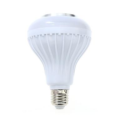 HRY 6W 500 lm E26/E27 LED 스마트 전구 BA 26 LED가 SMD 5050 센서 블루투스 Wifi 적외선 센서 밝기조절가능 장식 리모컨 작동 RGB AC 85-265V